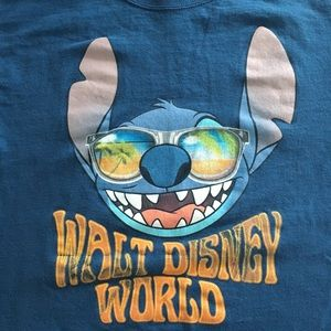 Disney Stitch Short Sleeve Shirt